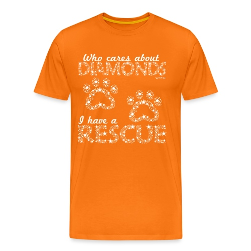 Diamond Rescue - Men's Premium T-Shirt
