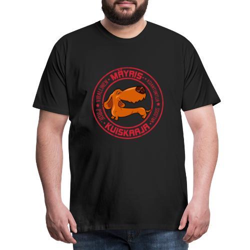Mäyriskuiskaaja II - Miesten premium t-paita