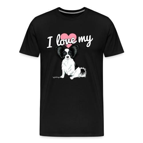 papilove - Men's Premium T-Shirt