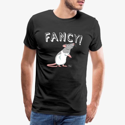 Fancy! Rat XIII - Miesten premium t-paita