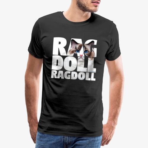 Ragdoll I - Miesten premium t-paita