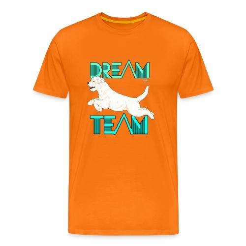lagottodreamteam3 - Men's Premium T-Shirt