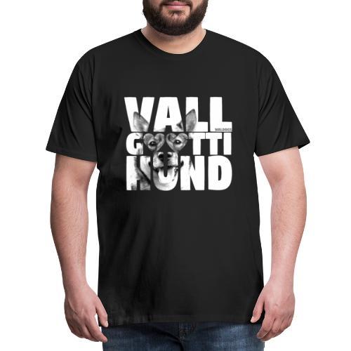 NASSU Göötti MV - Miesten premium t-paita