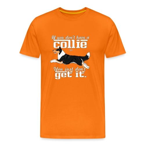 colliegetit2 - Men's Premium T-Shirt