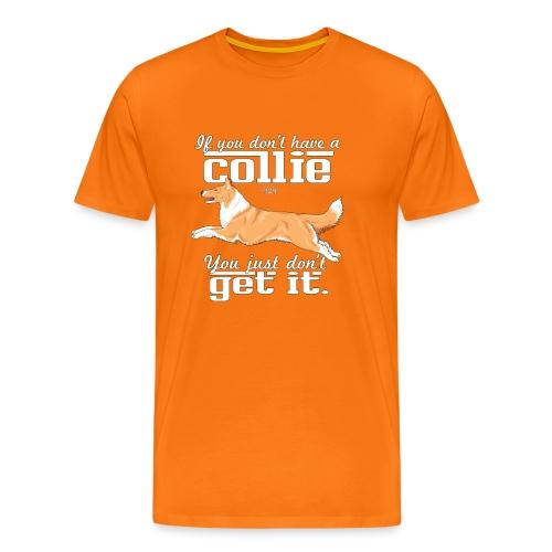 colliegetit3 - Men's Premium T-Shirt
