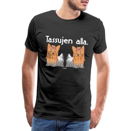 Yorkkitassujen Alla - Miesten premium t-paita
