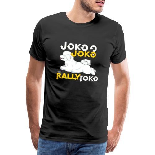 bichonrallytoko - Miesten premium t-paita