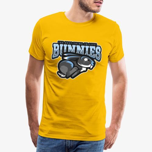 Best thing Bunnies - Miesten premium t-paita