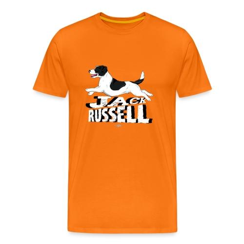 jackrussell3 - Men's Premium T-Shirt