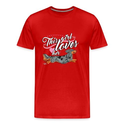 pitkisgirl - Men's Premium T-Shirt