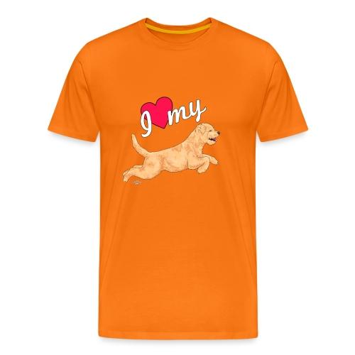 romagnololove2 - Men's Premium T-Shirt
