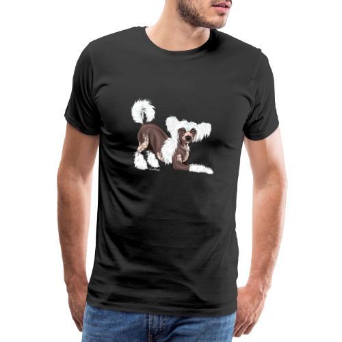 Harjakoira II - Miesten premium t-paita