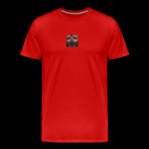 Why be a king when you can be a god - Men's Premium T-Shirt