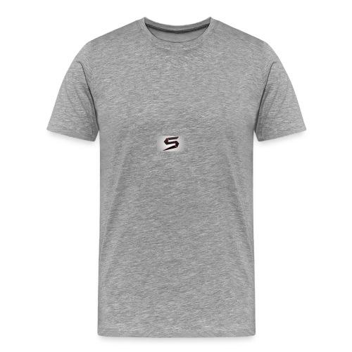 cools - Premium T-skjorte for menn