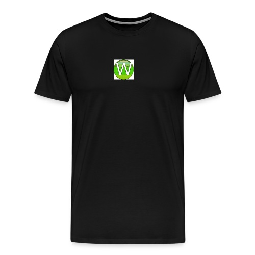 Alternate W1ll logo - Men's Premium T-Shirt