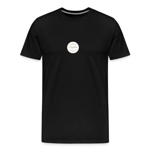 circulo - Camiseta premium hombre