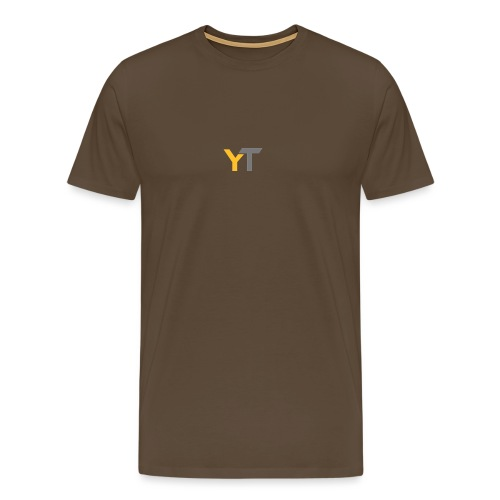 Yogii Tube - Men's Premium T-Shirt