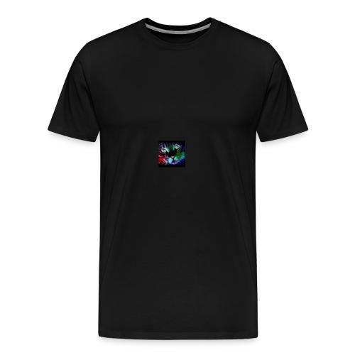 de vis is dory - Mannen Premium T-shirt