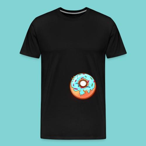 Rosquilla apetitosa - Camiseta premium hombre