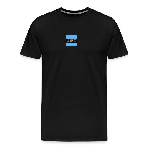 JSK Stuff - Premium T-skjorte for menn