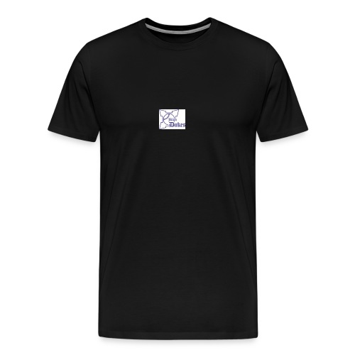 dukes zitadelle 1 blau - Männer Premium T-Shirt