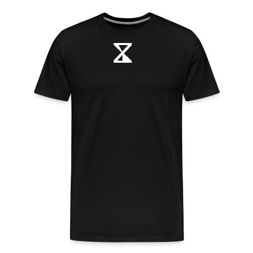 RSDZ White Hourglass - Men's Premium T-Shirt