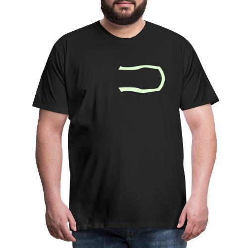 headlight shape - Men's Premium T-Shirt