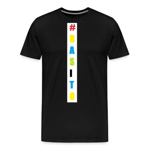 #BASITO - Maglietta Premium da uomo