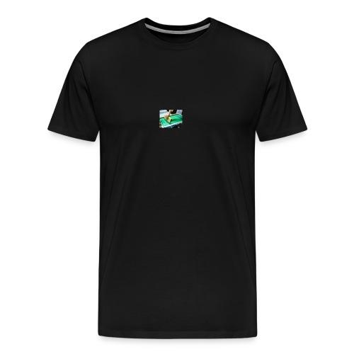 descarga - Camiseta premium hombre