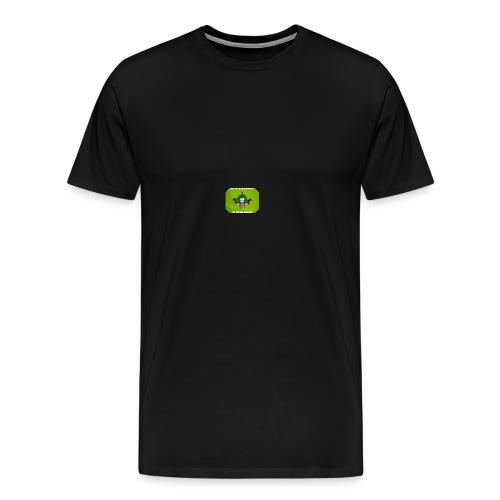 ritzyoak gaming - Men's Premium T-Shirt
