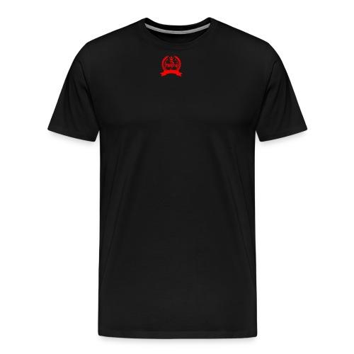 nerty logo rouge - T-shirt Premium Homme