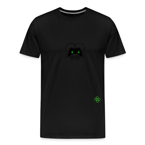 #gamesweekberlin Icon - Men's Premium T-Shirt