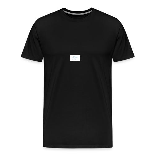 yunus training - Mannen Premium T-shirt