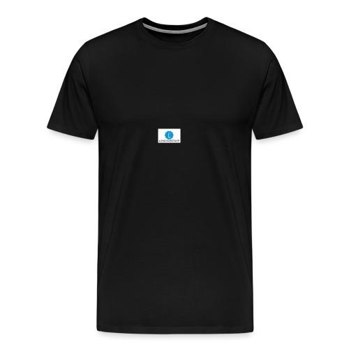 longnoses7amp logo - Men's Premium T-Shirt