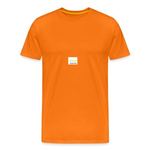 Naamloos - Mannen Premium T-shirt