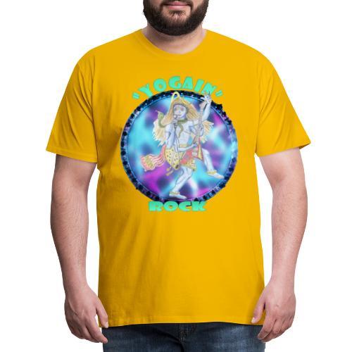 YogaIn Rock - Maglietta Premium da uomo
