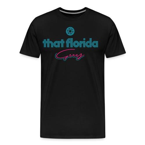 TFG_Neon - Men's Premium T-Shirt