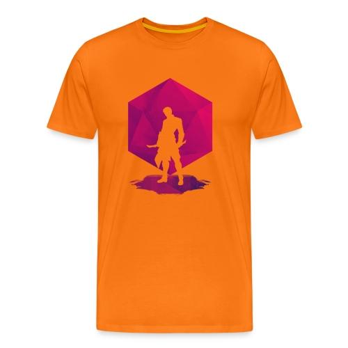 Varjo-salamurhaaja - Dungeons and Dragons d20 - Miesten premium t-paita
