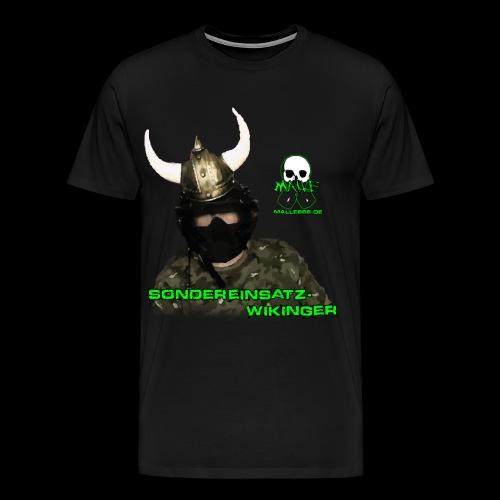 Sondereinsatzwikinger - malle666.de - Männer Premium T-Shirt