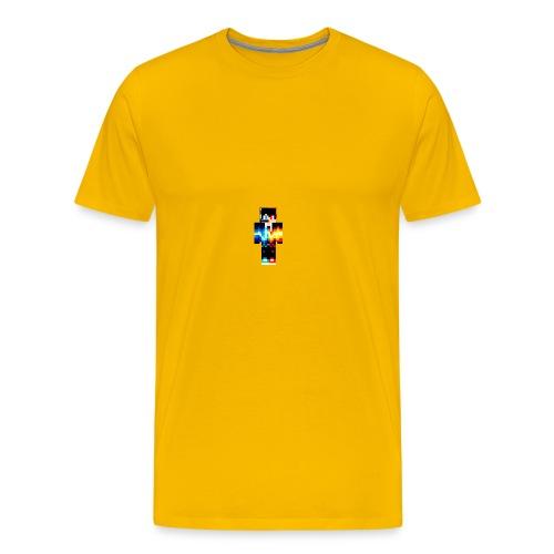 Cooler Skin - Männer Premium T-Shirt