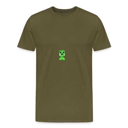tee-Shirt creeper - T-shirt Premium Homme