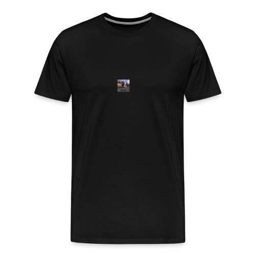 SLG Logo 2 - Mannen Premium T-shirt