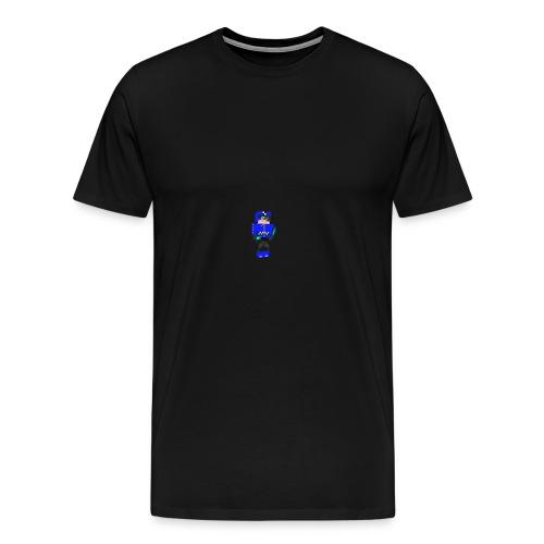 Coque iPhone - T-shirt Premium Homme