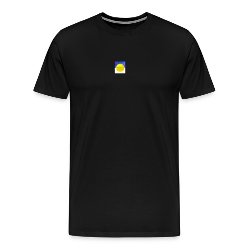 THE GAMING BOYS LOGO - Men's Premium T-Shirt