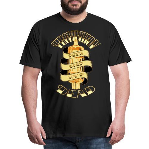 Tee Beer Fuzz Rock - T-shirt Premium Homme