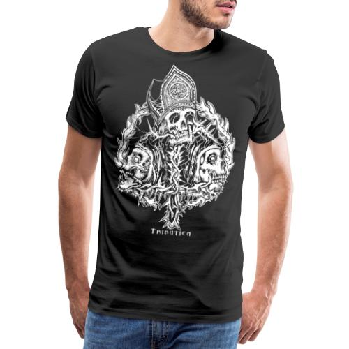 Godless by Tributica - Männer Premium T-Shirt