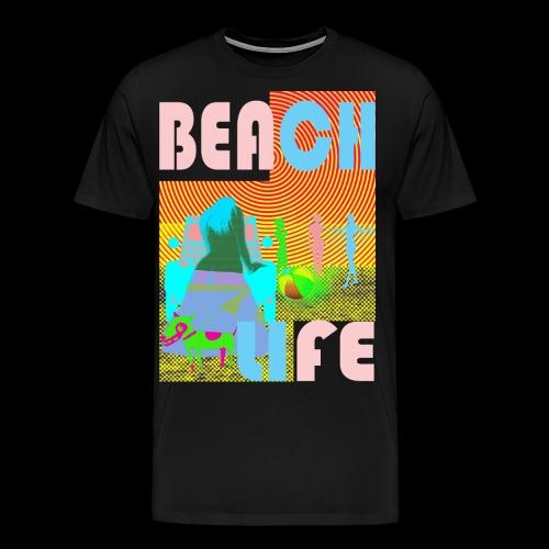 beachlife - Männer Premium T-Shirt