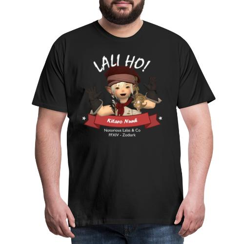 NoLC-Kitaro - Männer Premium T-Shirt