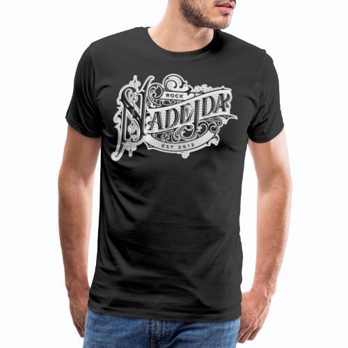 Logos Nadejda - T-shirt Premium Homme