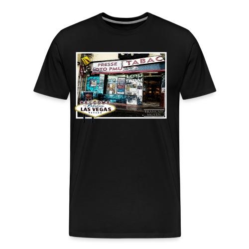 COLLECTION LAS VEGAS EX2 png - T-shirt Premium Homme